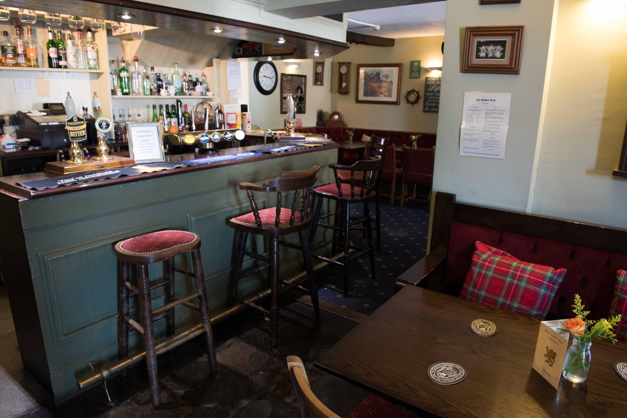 The Golden Lion Inn York