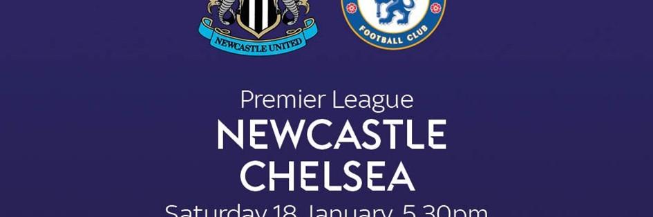 Newcastle v Chelsea (Premier League)