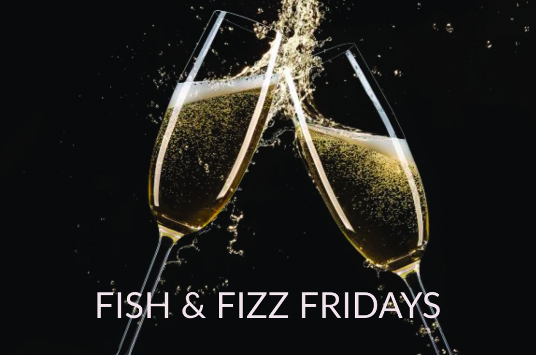 Fish and Fizz Friday