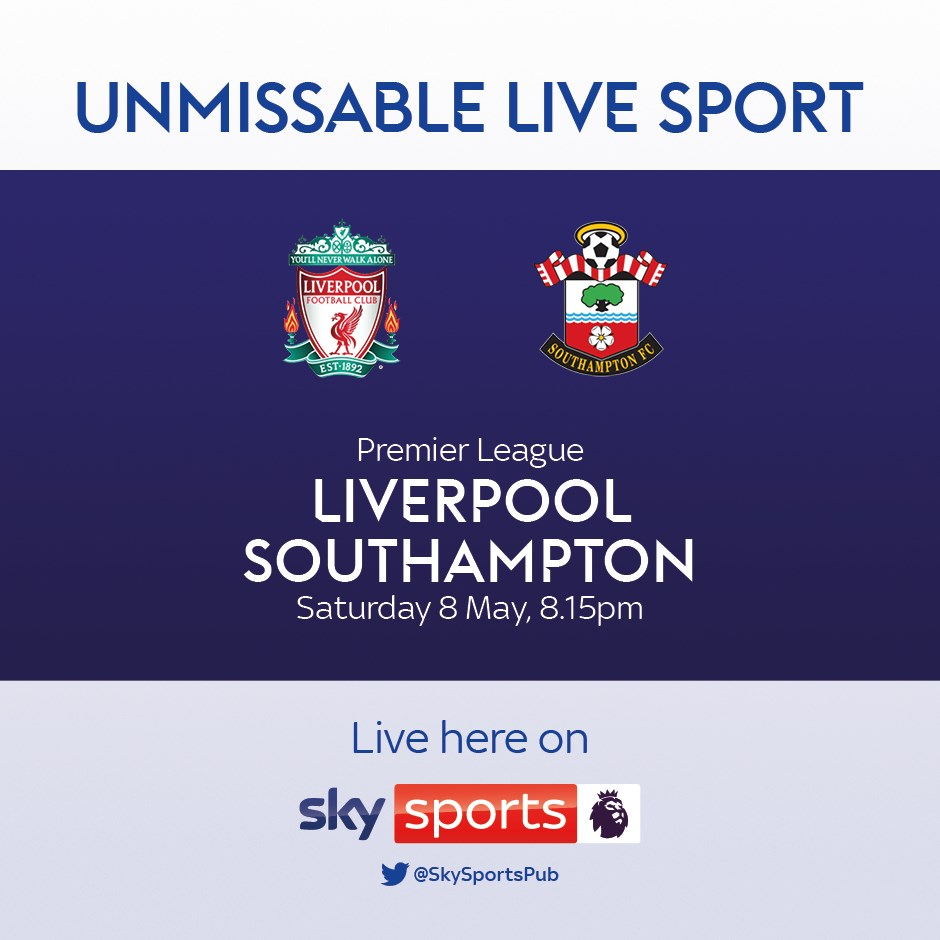 Liverpool v Southampton (Premier League)