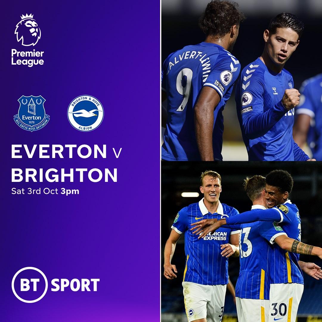 Everton v Brighton (Premier League)