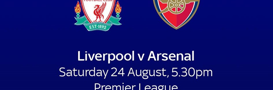Liverpool v Arsenal (Premier League)