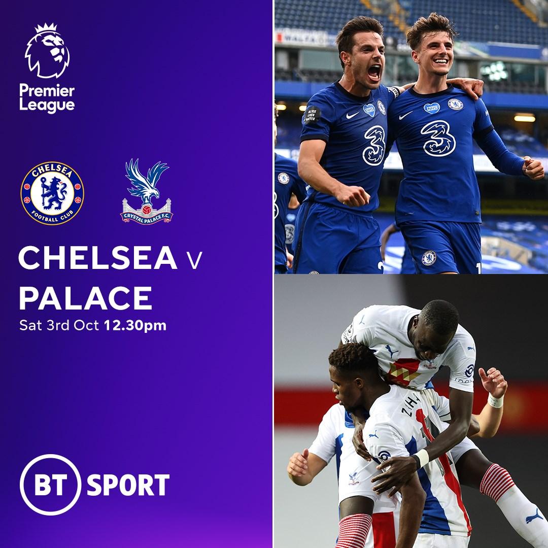 Chelsea v Crystal Palace (Premier League)