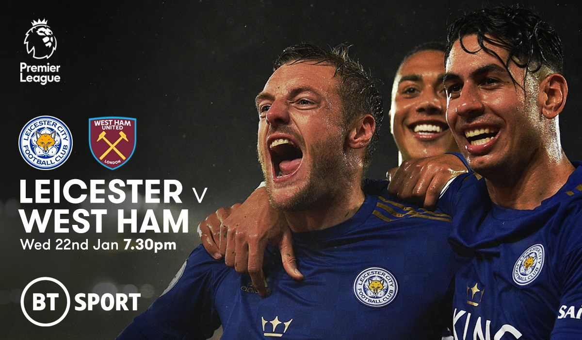 Leicester City v West Ham United (Premier League)