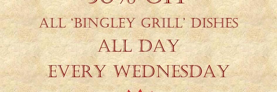 Grill Wednesdays