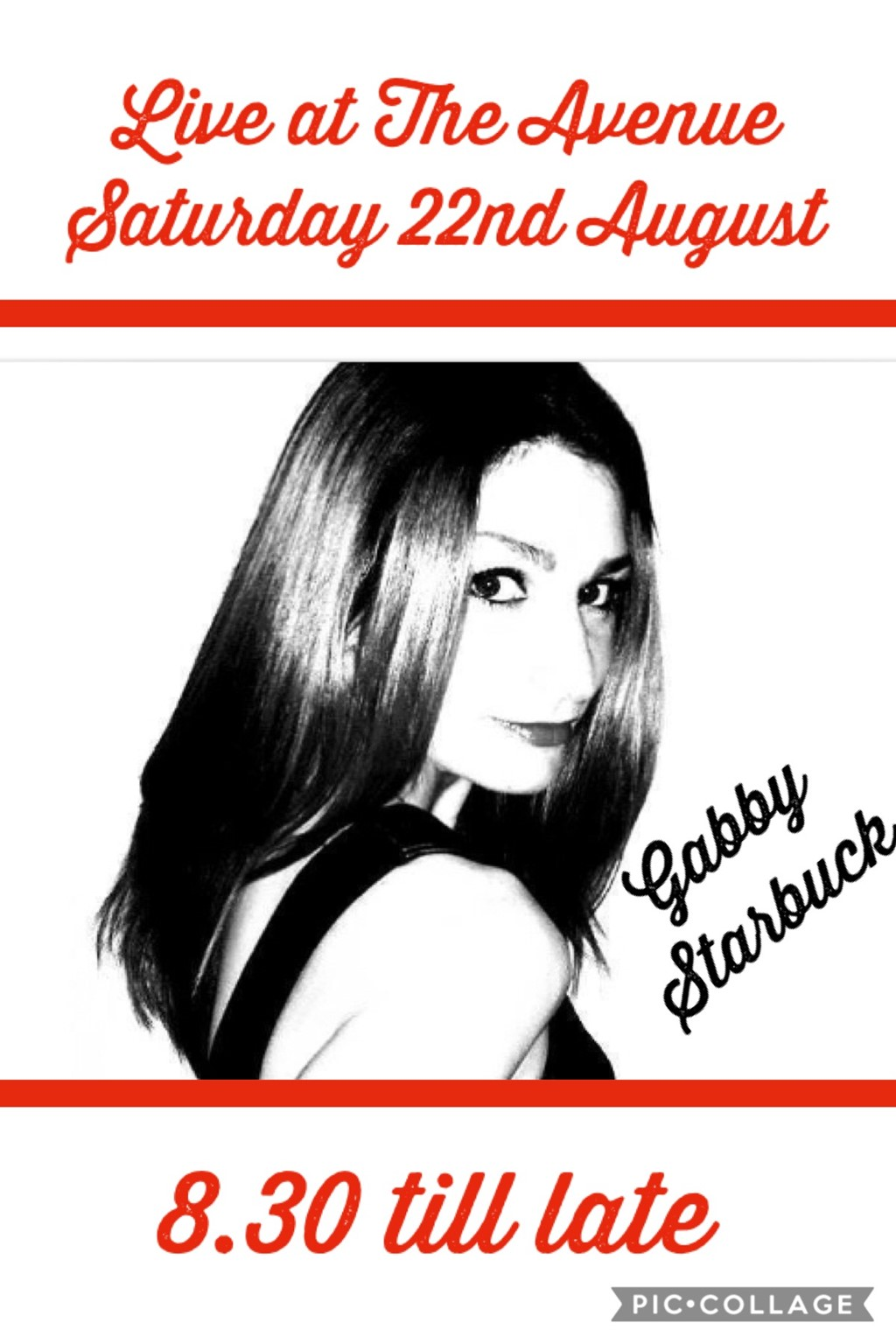 Live Music with Gabby Starbuck
