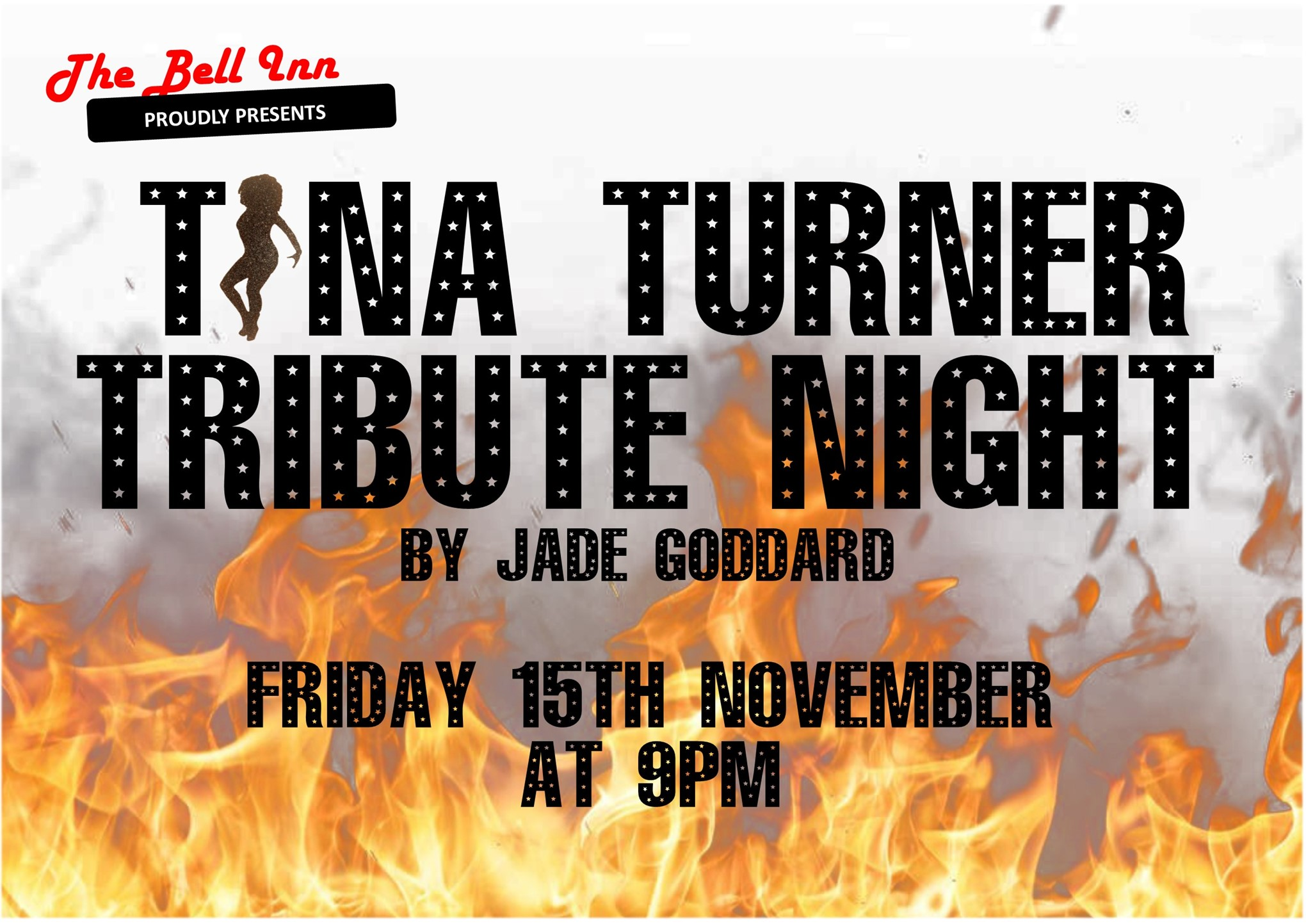 An evening with Tina Turner