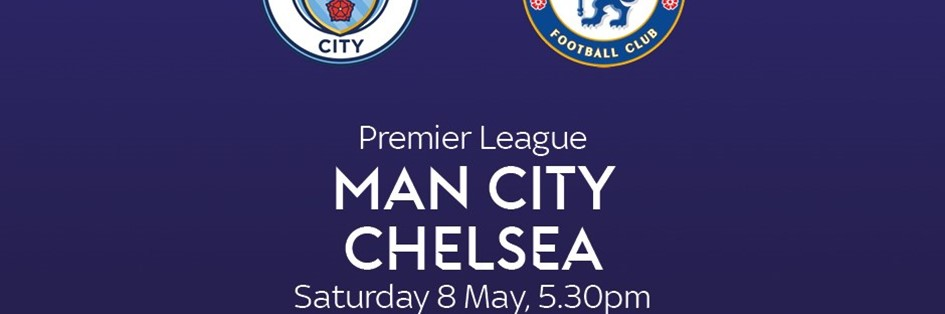 Manchester City v Chelsea (Premier League)
