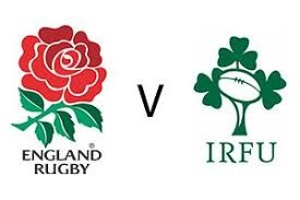 Guiness Six Nations Rugby - England v Ireland KO: 15.00