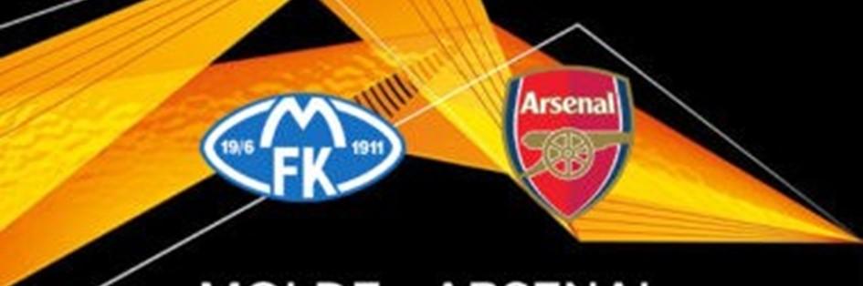 Molde v Arsenal (Europa League)