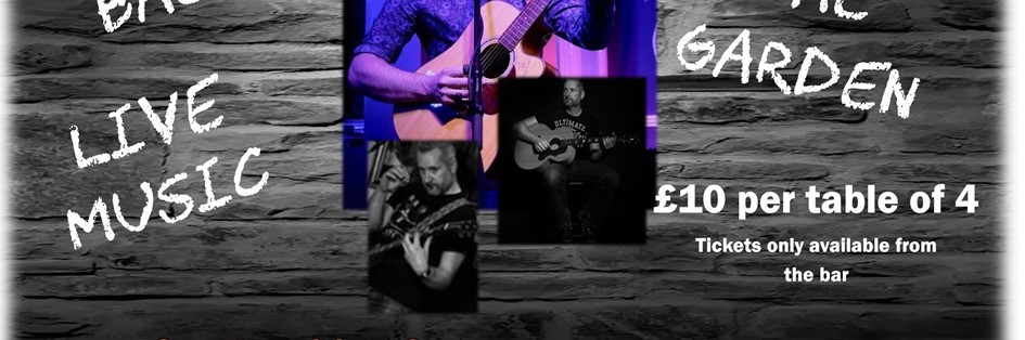 Sunday Live Music with Ian Ingles