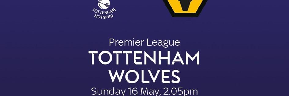 Tottenham Hotspur v Wolves (Premier League)