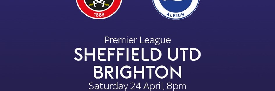 Sheffield United v Brighton Hove Albion (Premier League)