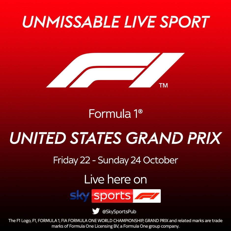 F1: USA Grand Prix Qualifying (Formula 1)