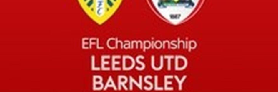 Leeds United v Barnsley (Football League)