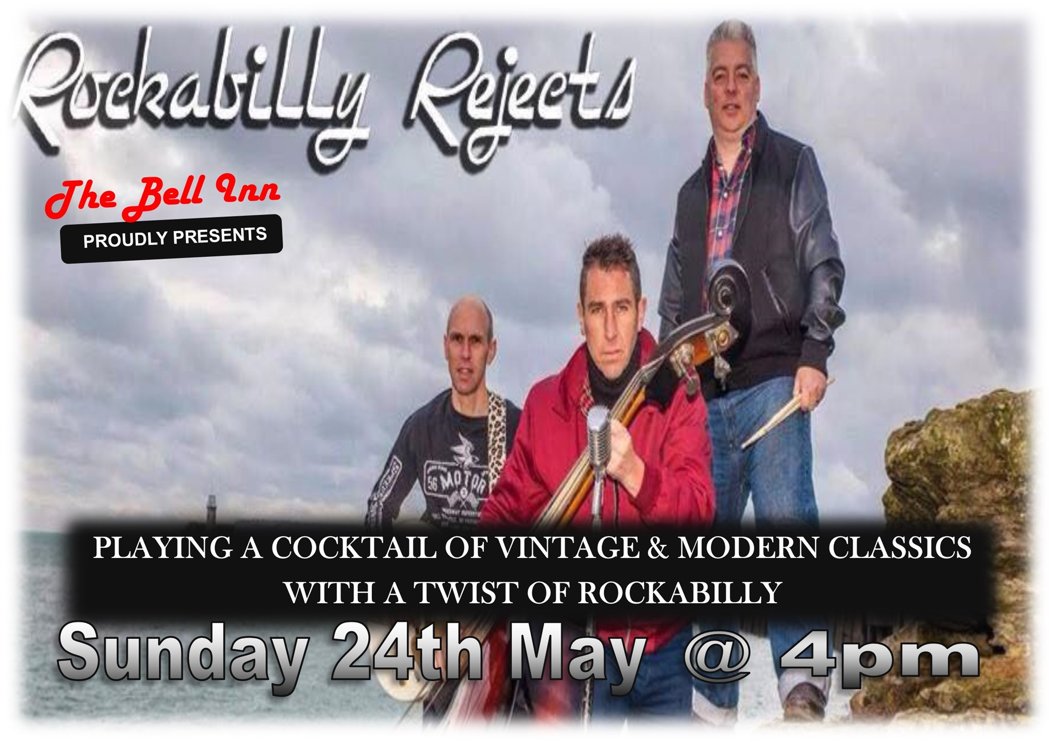 Live Music with Rockabilly Rejects