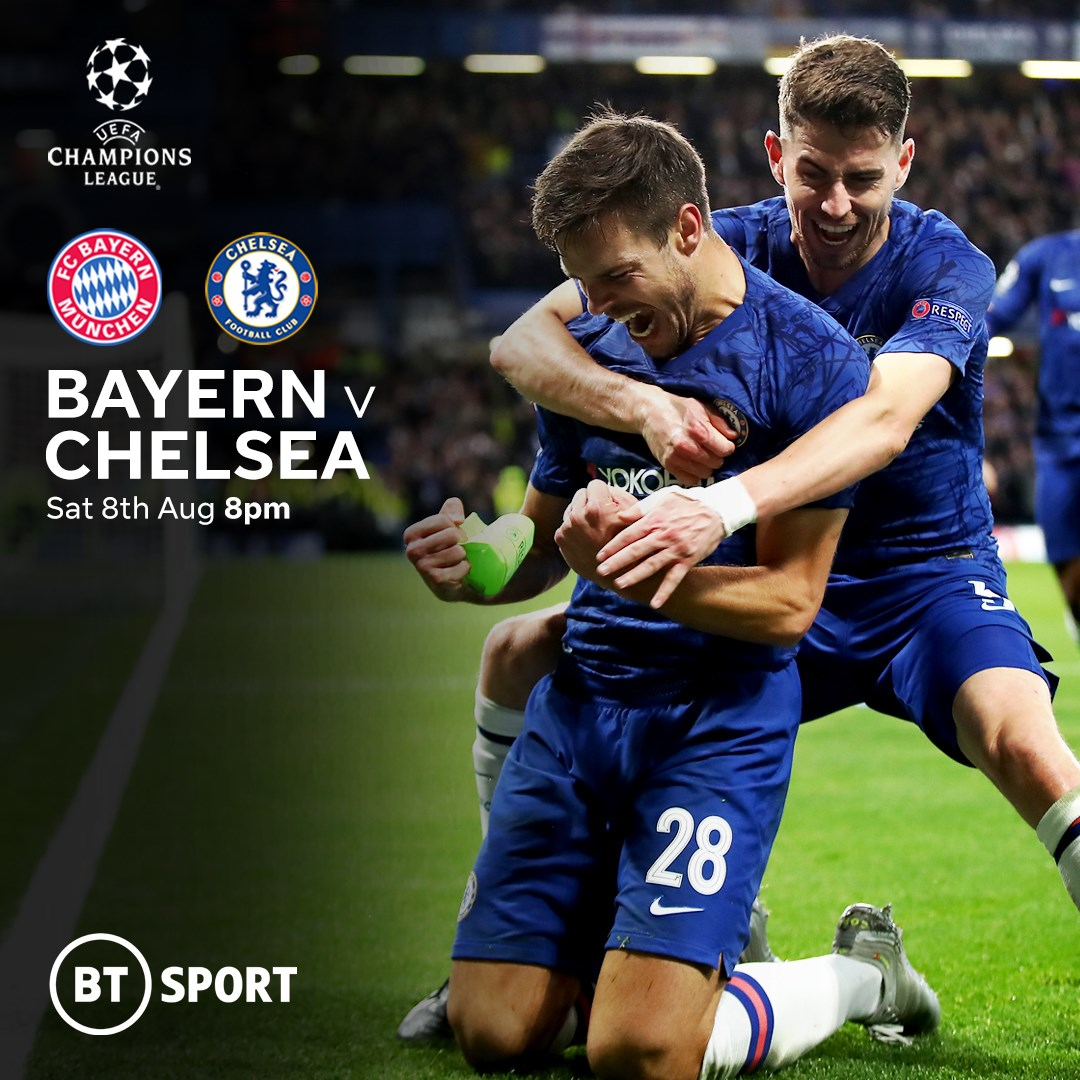 Bayern Munich v Chelsea (Champions League)