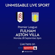 Fulham v Aston Villa (Premier League)