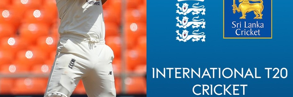 Cricket International T20: England v Sri Lanka (Cricket England England T20)