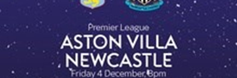 Aston Villa v Newcastle United (Premier League)