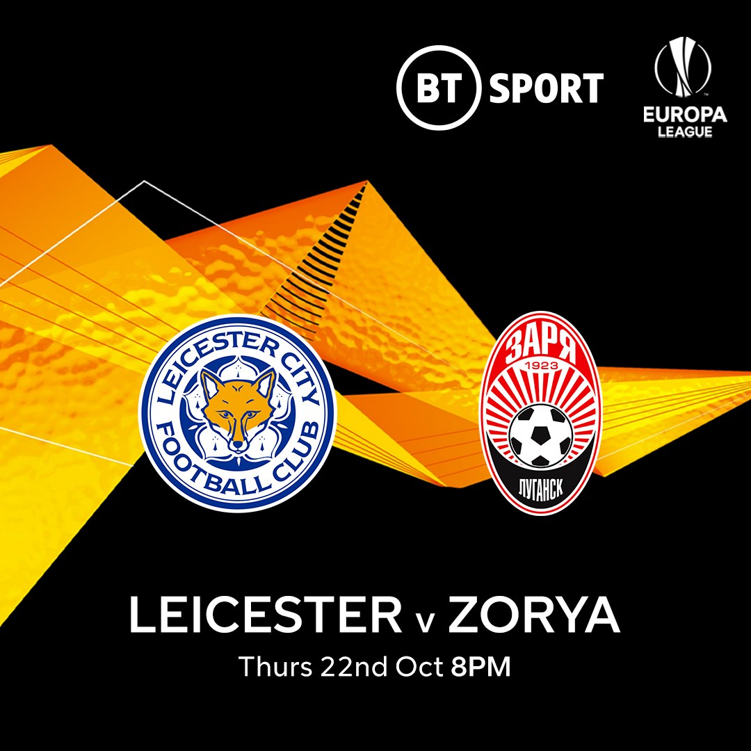 Leicester City v Zorya (Europa League)