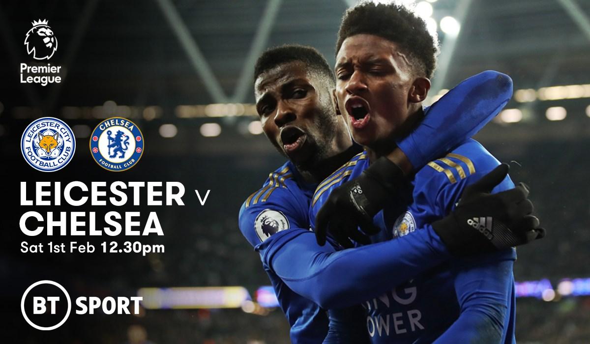 Leicester City v Chelsea (Premier League)