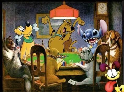 Poker Nights at the Rose