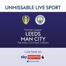 Leeds United v Manchester City (Premier League)
