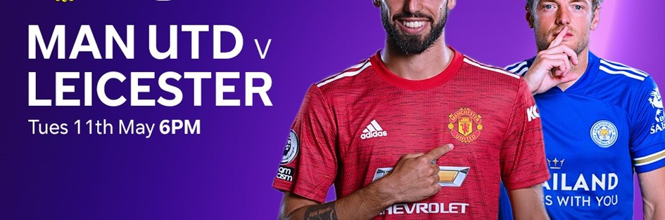 Manchester United v Leicester City (Premier League)