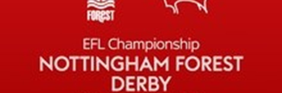 Nottingham Forest v Derby County (Football League)