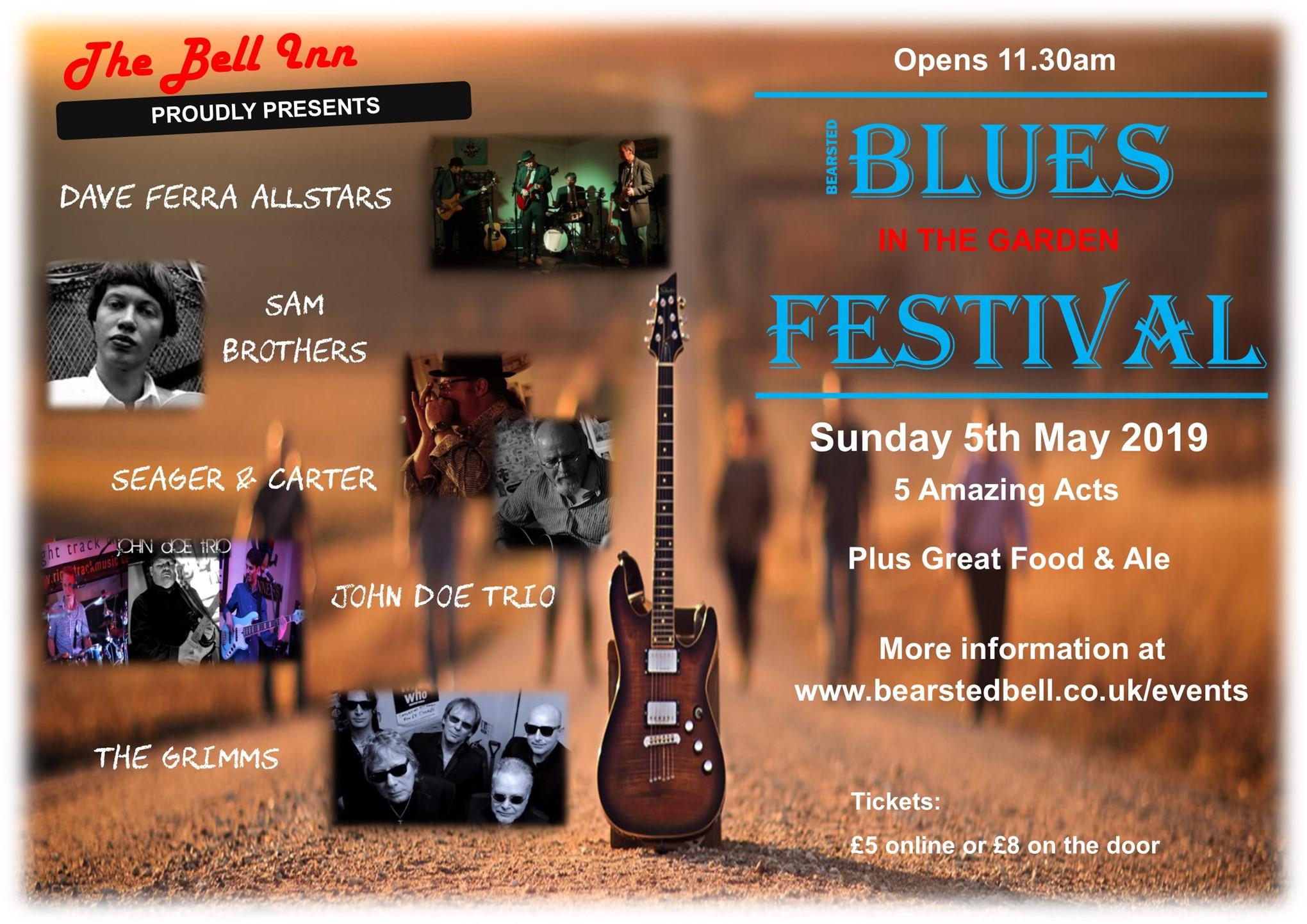 Bearsted Blues Festival 2019