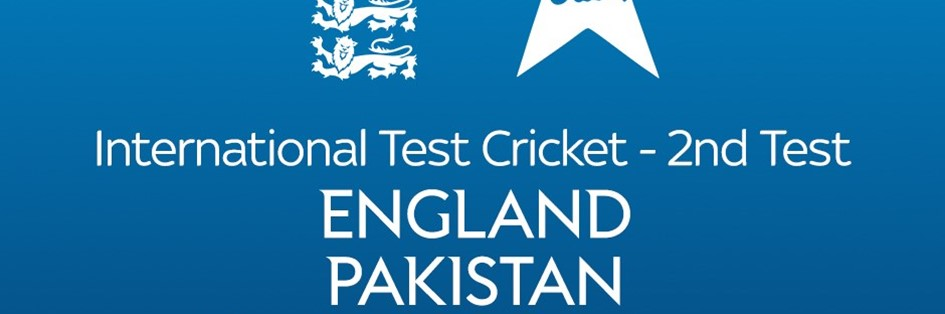 Cricket Test Match: England v Pakistan (Cricket England Test Match)