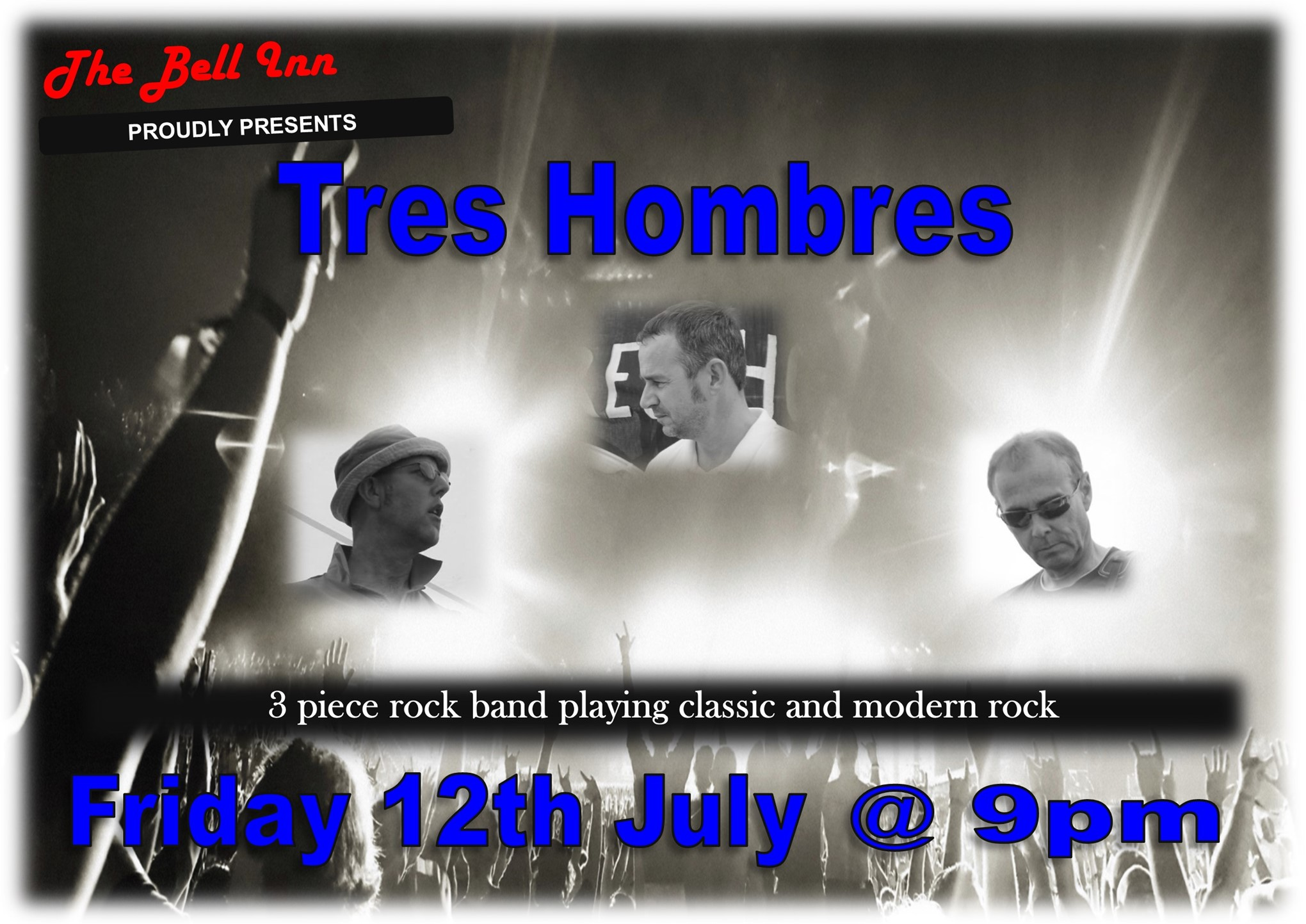 Live Music with Tres Hombres