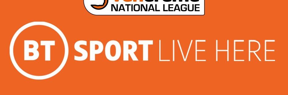 Chesterfield v Notts County (Vanarama National League)
