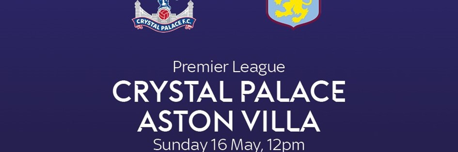 Crystal Palace v Aston Villa (Premier League)
