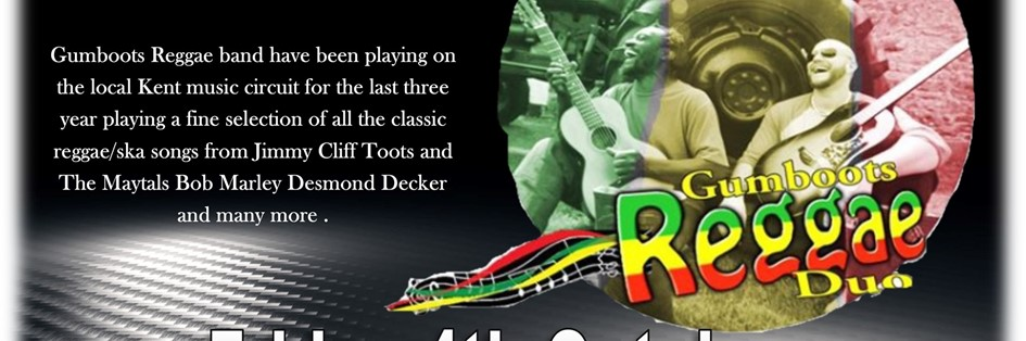 Live Music with Gumboots Reggae Duo
