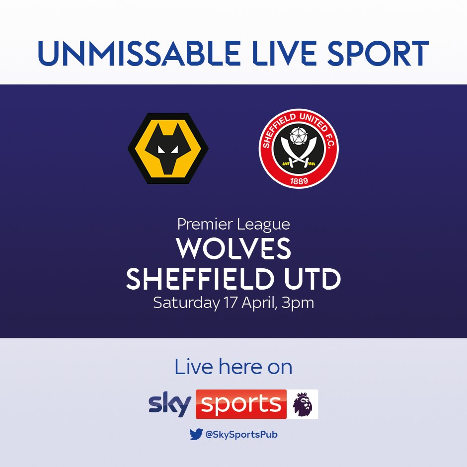 Wolverhampton Wanderers v Sheffield United (Premier League)