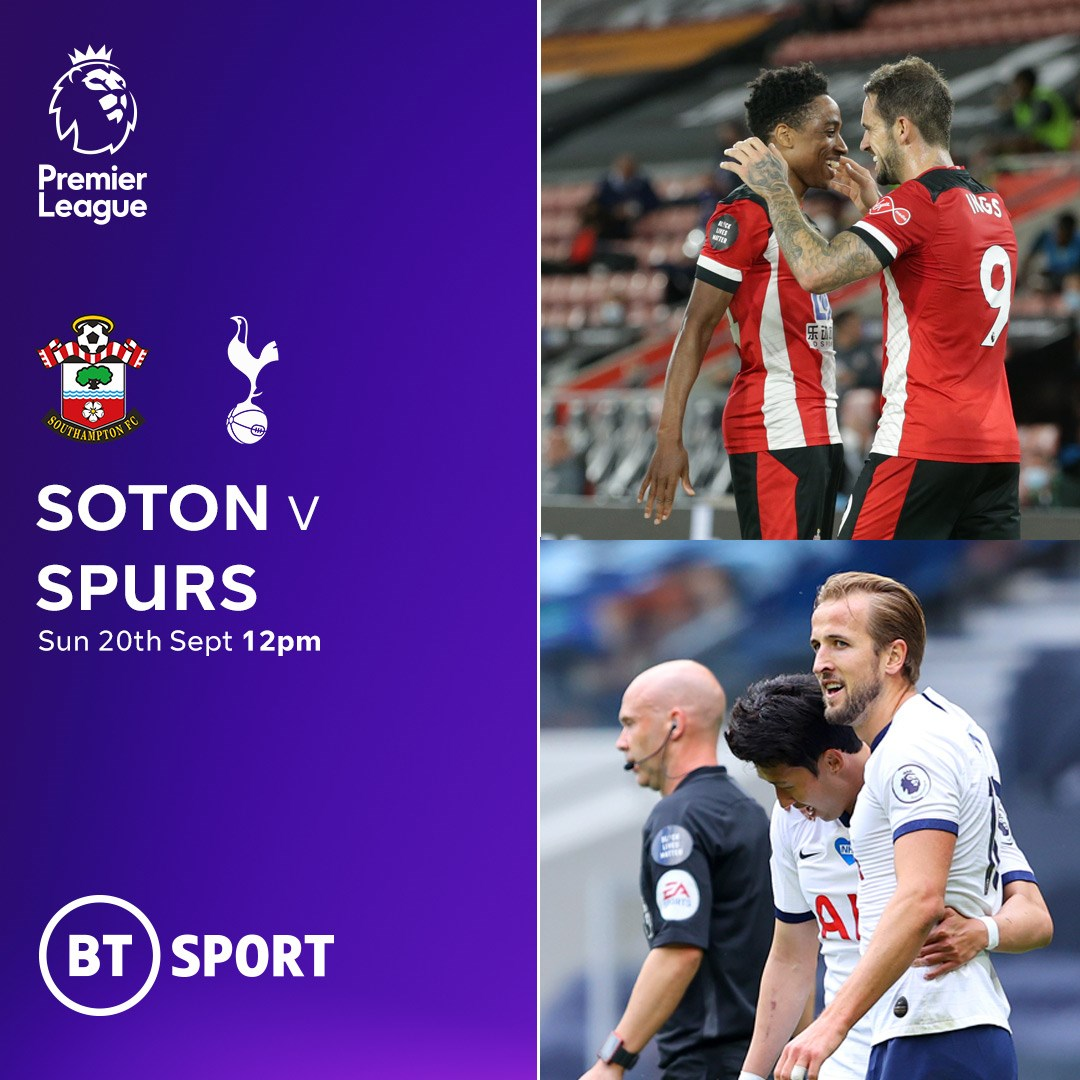Southampton v Tottenham (Premier League)