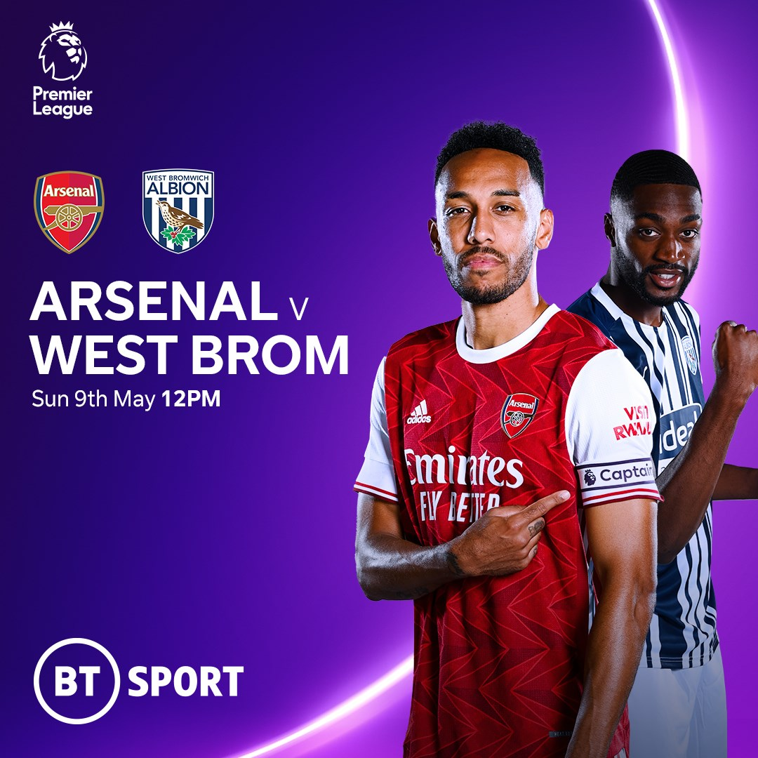 Arsenal v West Bromich Albion (Premier League)