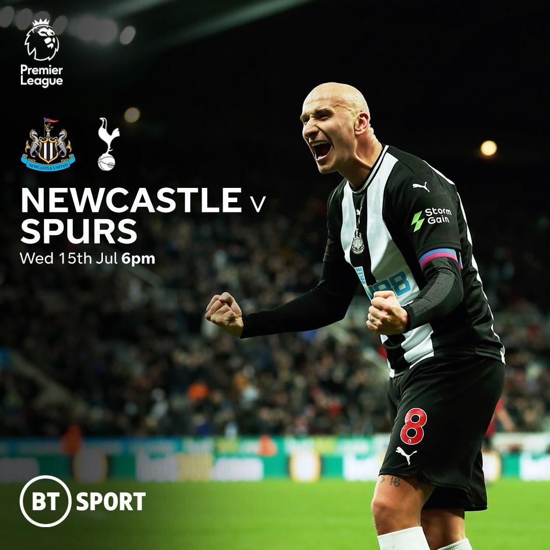 Newcastle United v Tottenham (Premier League)