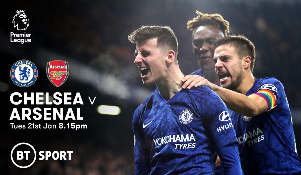 Chelsea v Arsenal (Premier League)
