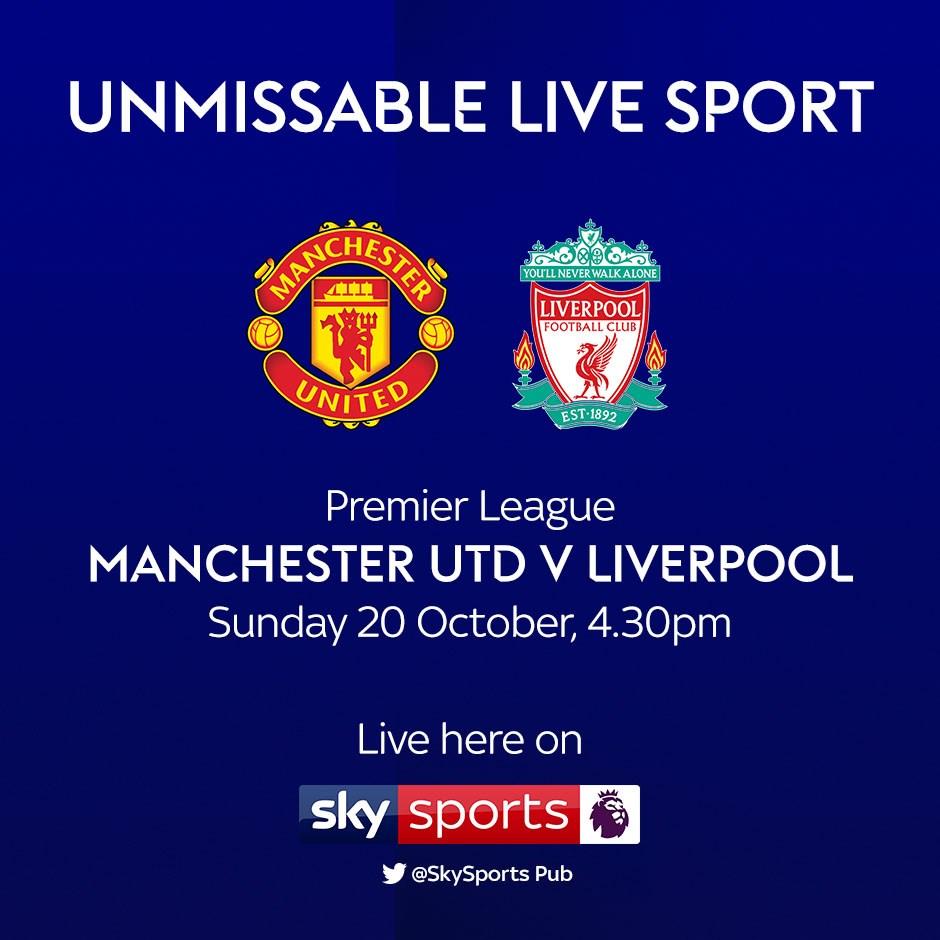 Manchester United v Liverpool (Premier League)