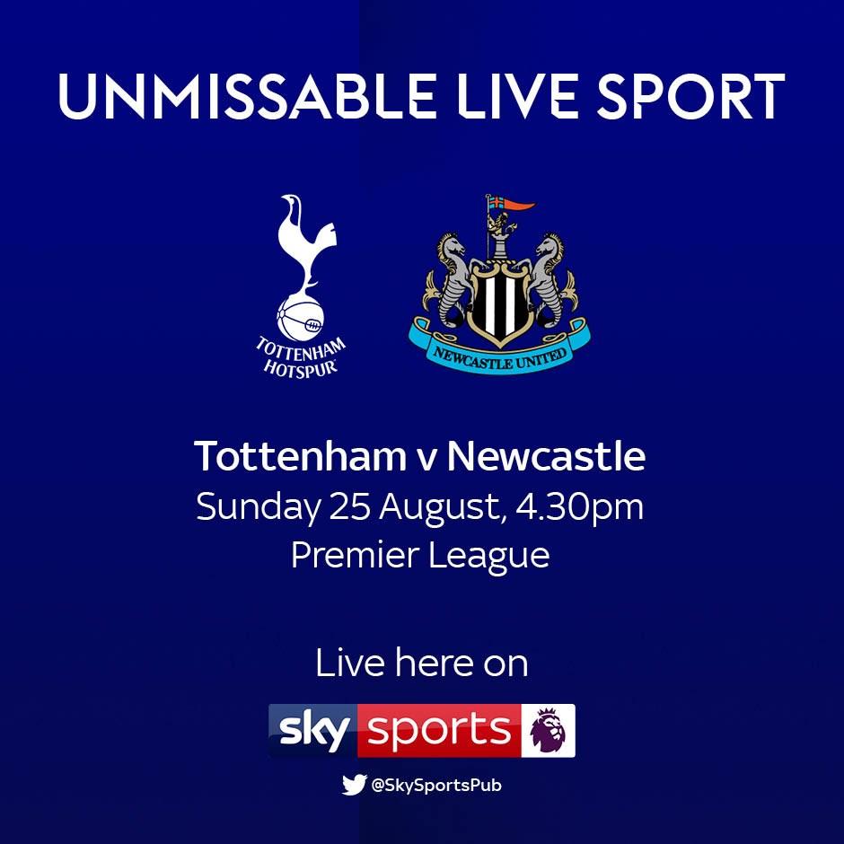 Tottenham Hotspur v Newcastle United (Premier League)
