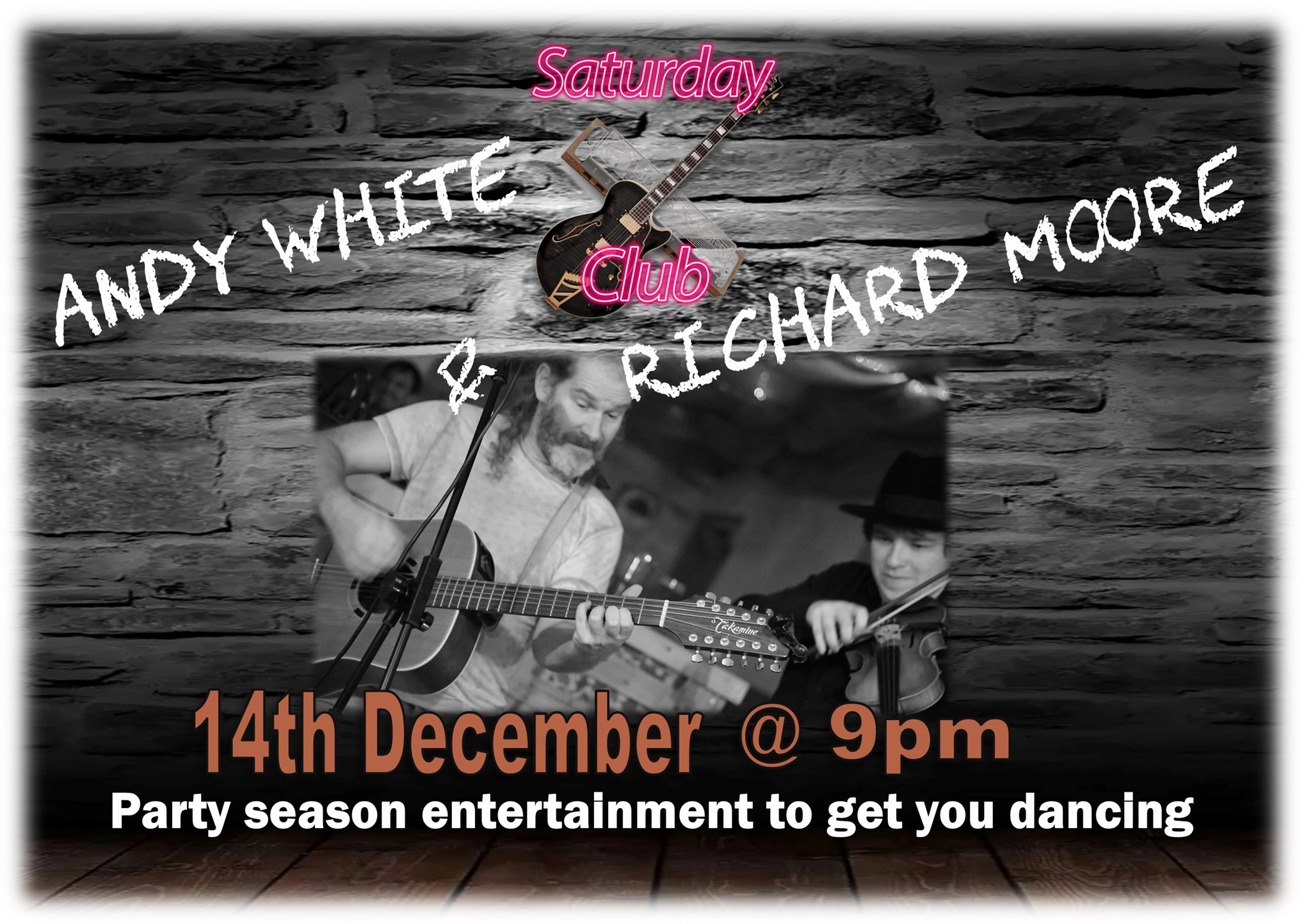 Live Music with Andy & Richard