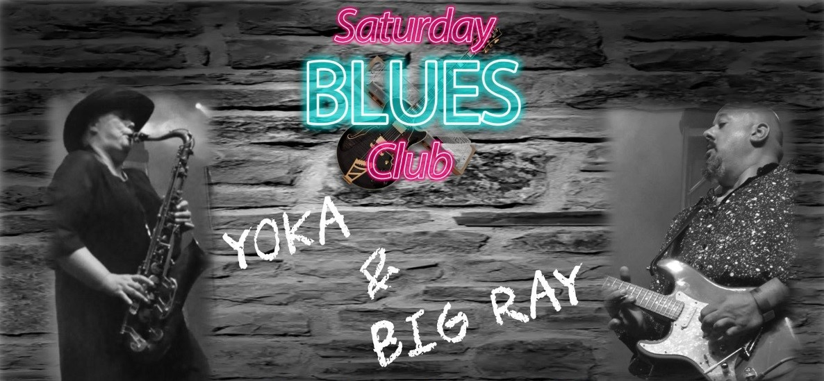 Live Blues with Yoka & Big Ray