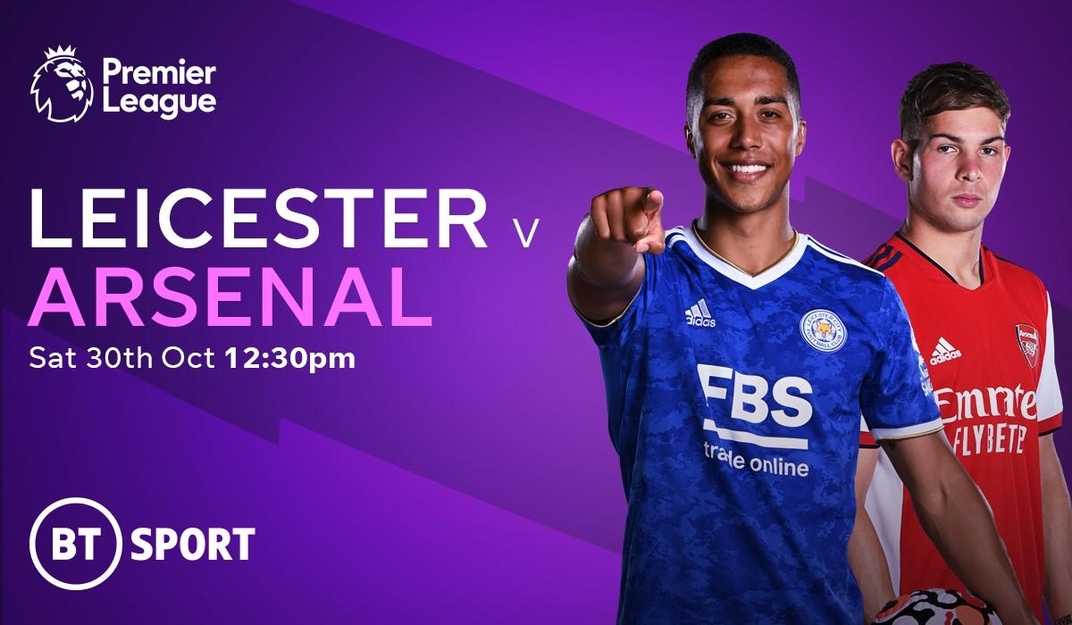 Leicester City v Arsenal (Premier League)