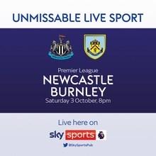 Newcastle United v Burnley (Premier League)