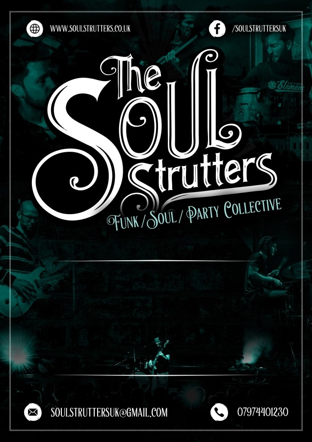 Live Music With The Soul Strutters