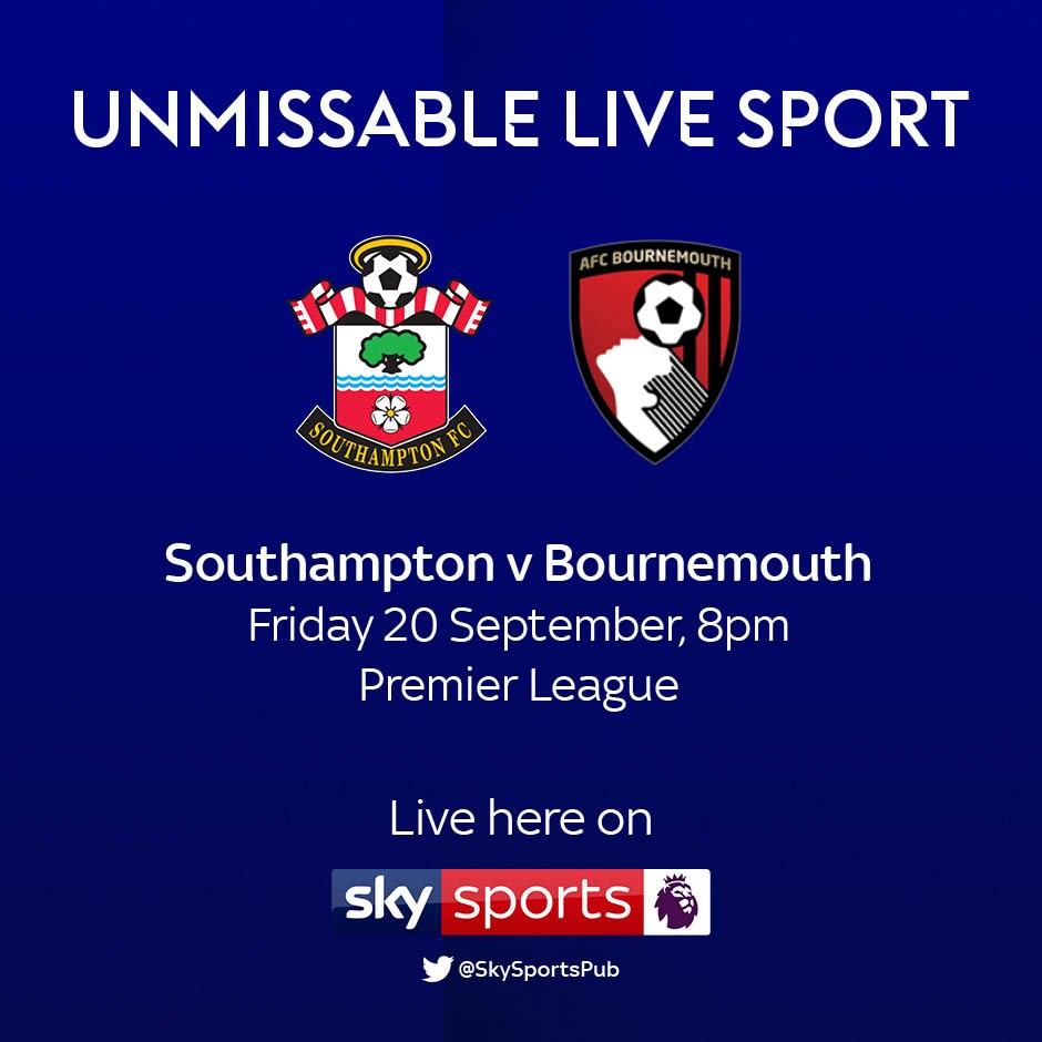 Southampton v Bournemouth (Premier League)
