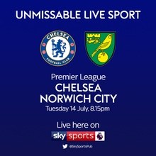 Chelsea v Norwich City (Premier League)